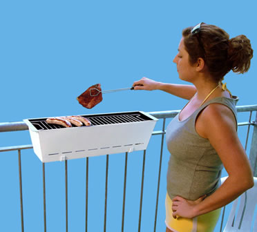 Balcony-bbq-grill